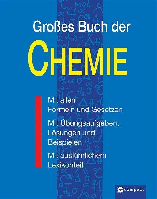 Grosses Buch der Chemie als Buch von Harald Gärtner