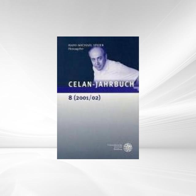 Celan-Jahrbuch 8 (2001/02) als Buch von