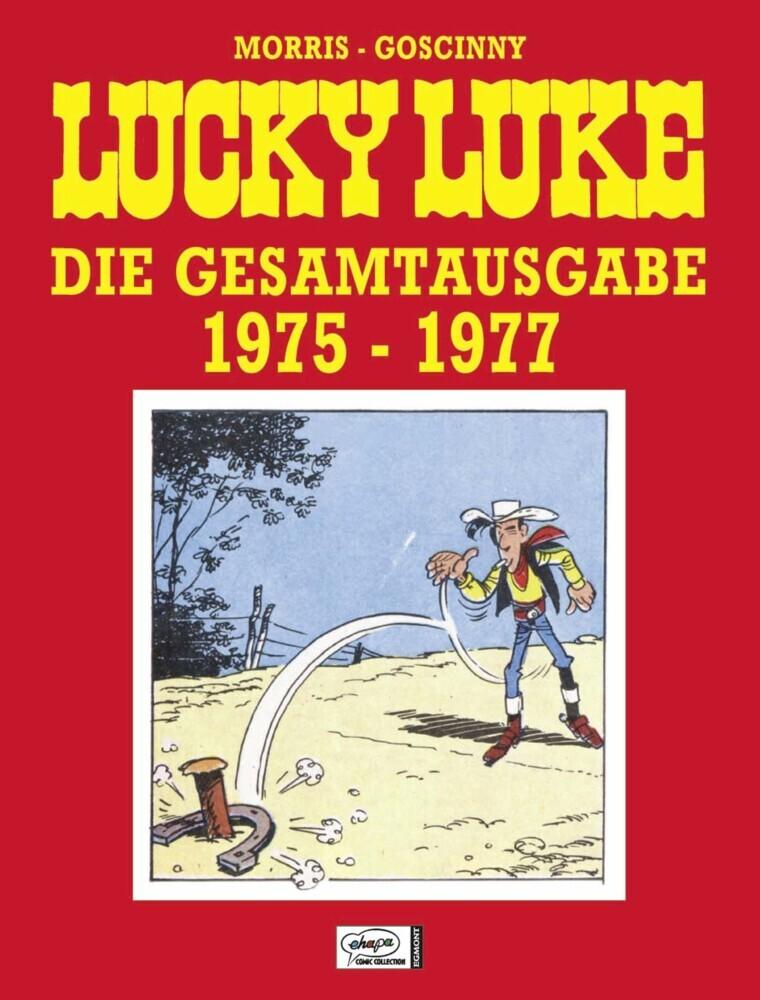 Lucky Luke Gesamtausgabe 1975 - 1977 als Buch von