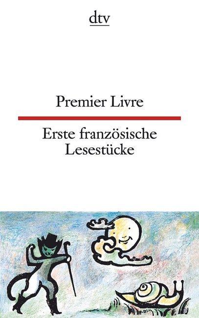 Erste französische Lesestücke / Premier Livre als Taschenbuch von
