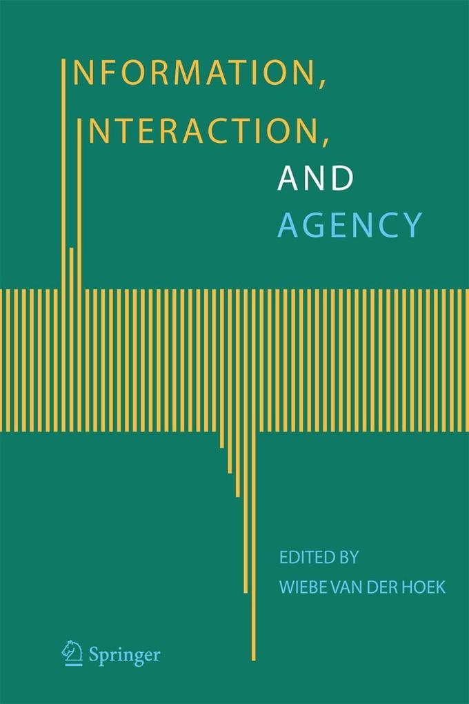 Information, Interaction, and Agency als Buch von