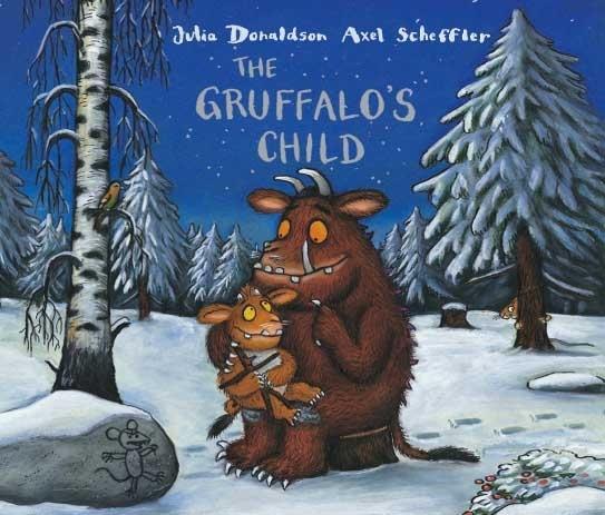 The Gruffalo's Child als Hörbuch CD von Julia Donaldson, Axel Scheffler