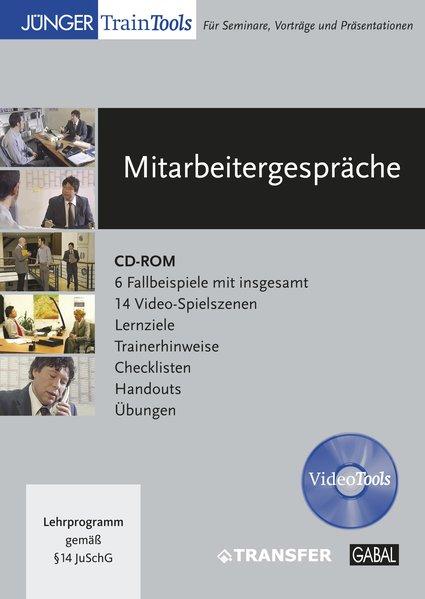 Mitarbeitergespräche / CD-ROM als Software von Rolf Meier