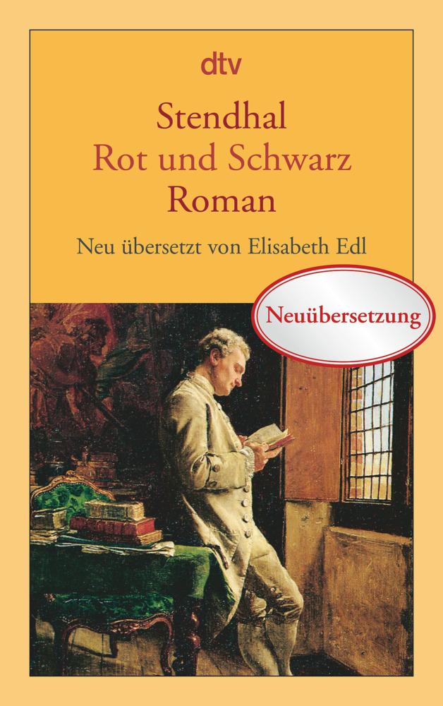 Rot und Schwarz als Taschenbuch von Stendhal