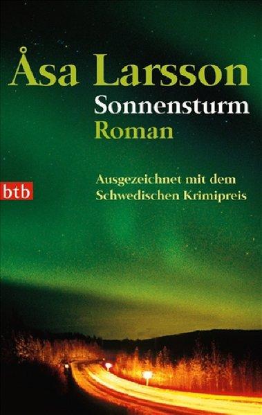 Sonnensturm als Taschenbuch von Asa Larsson