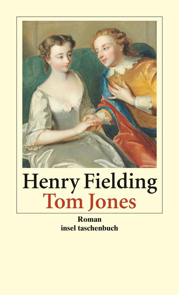 Tom Jones als Taschenbuch von Henry Fielding