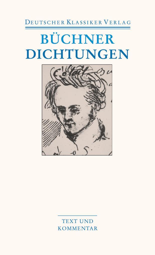 Dichtungen, Schriften, Briefe, Dokumente als Taschenbuch von Georg Büchner, Rosemarie Poschmann