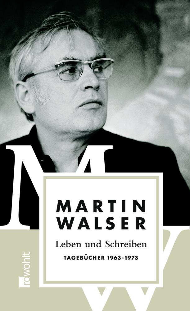 Leben und Schreiben als Buch von Martin Walser
