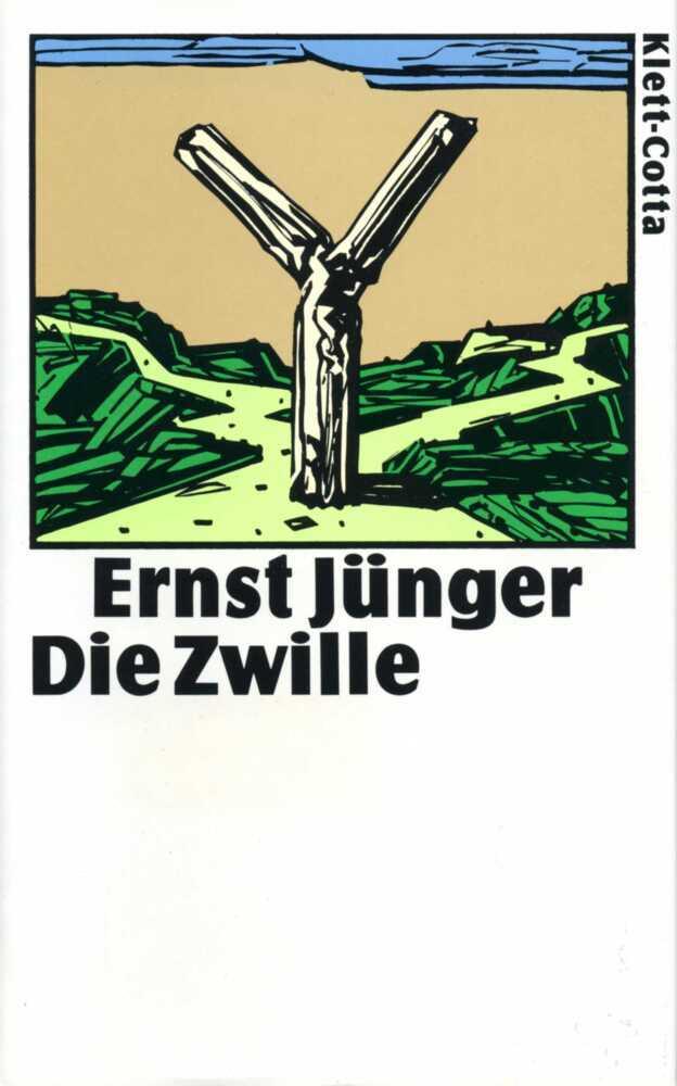 Die Zwille. Sonderausgabe als Buch von Ernst Jünger