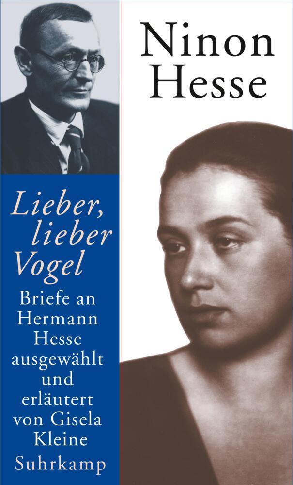 ' Lieber, lieber Vogel' als Buch von Ninon Hesse