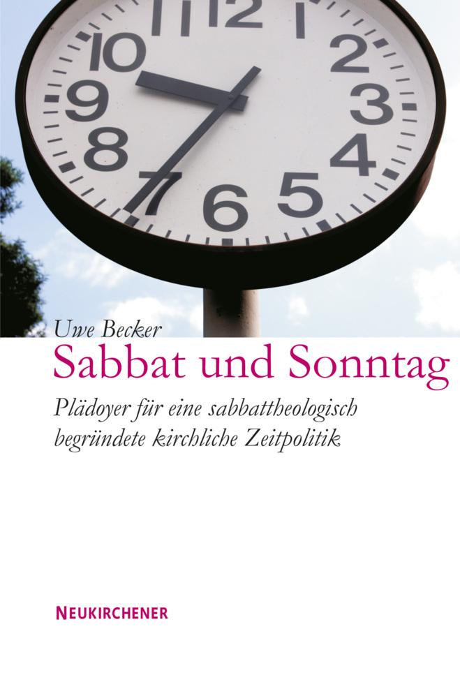 Sabbat und Sonntag als Buch von Uwe Becker