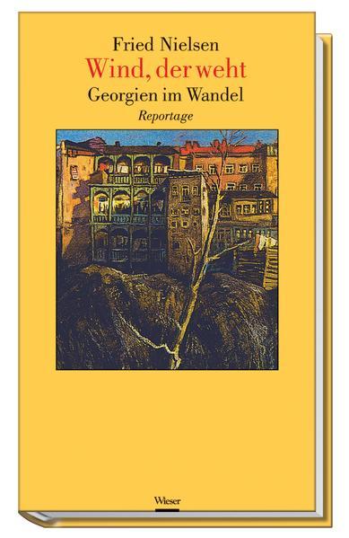 Wind, der weht als Buch von Fried Nielsen