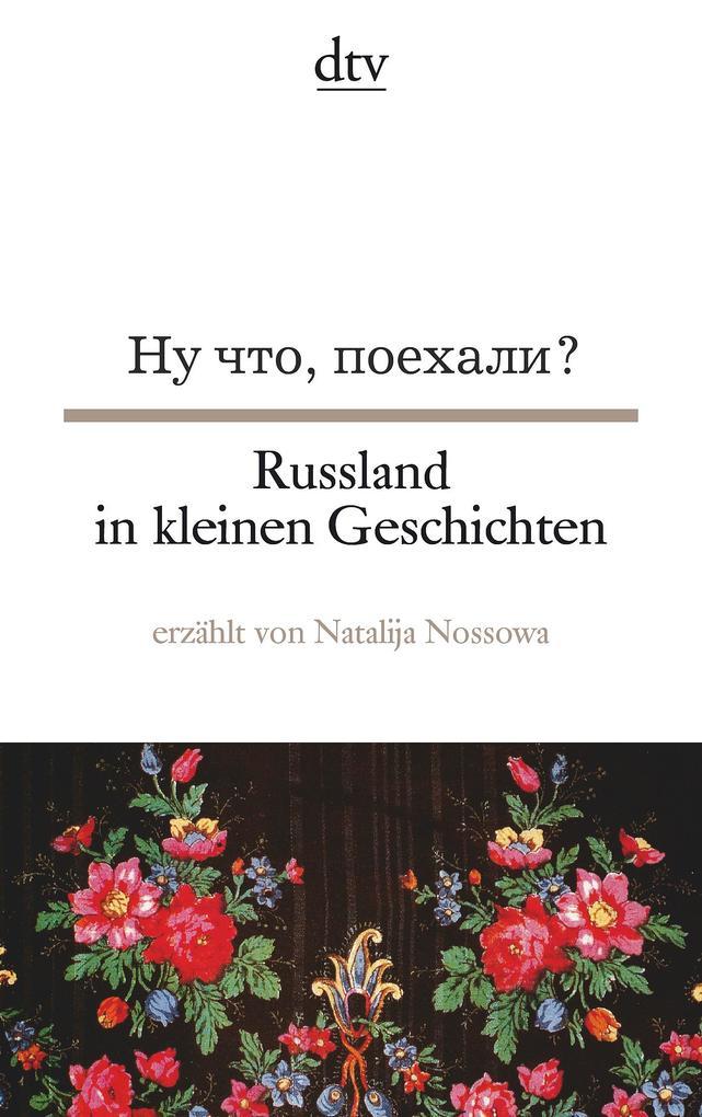 Rußland in kleinen Geschichten als Taschenbuch von