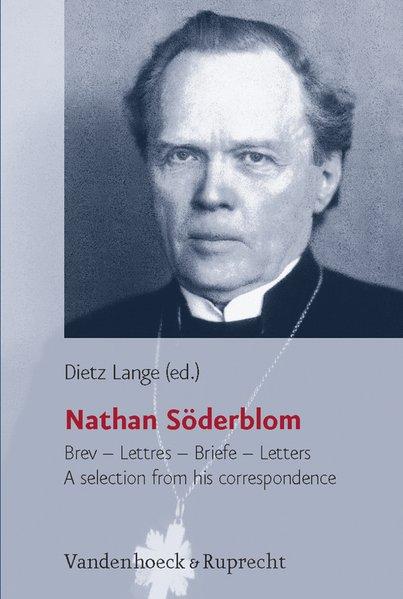 Nathan Söderblom als Buch von