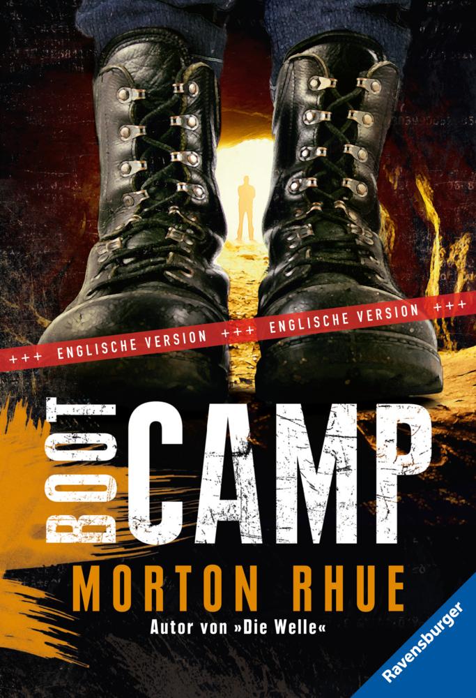Boot Camp (Englische Ausgabe) als Taschenbuch von Morton Rhue