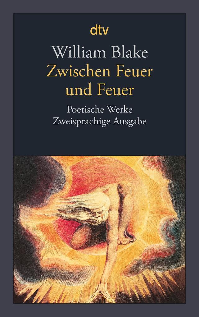Zwischen Feuer und Feuer als Taschenbuch von William Blake