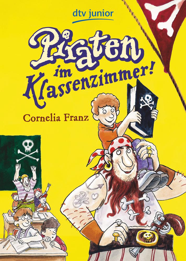Piraten im Klassenzimmer! als Taschenbuch von C...