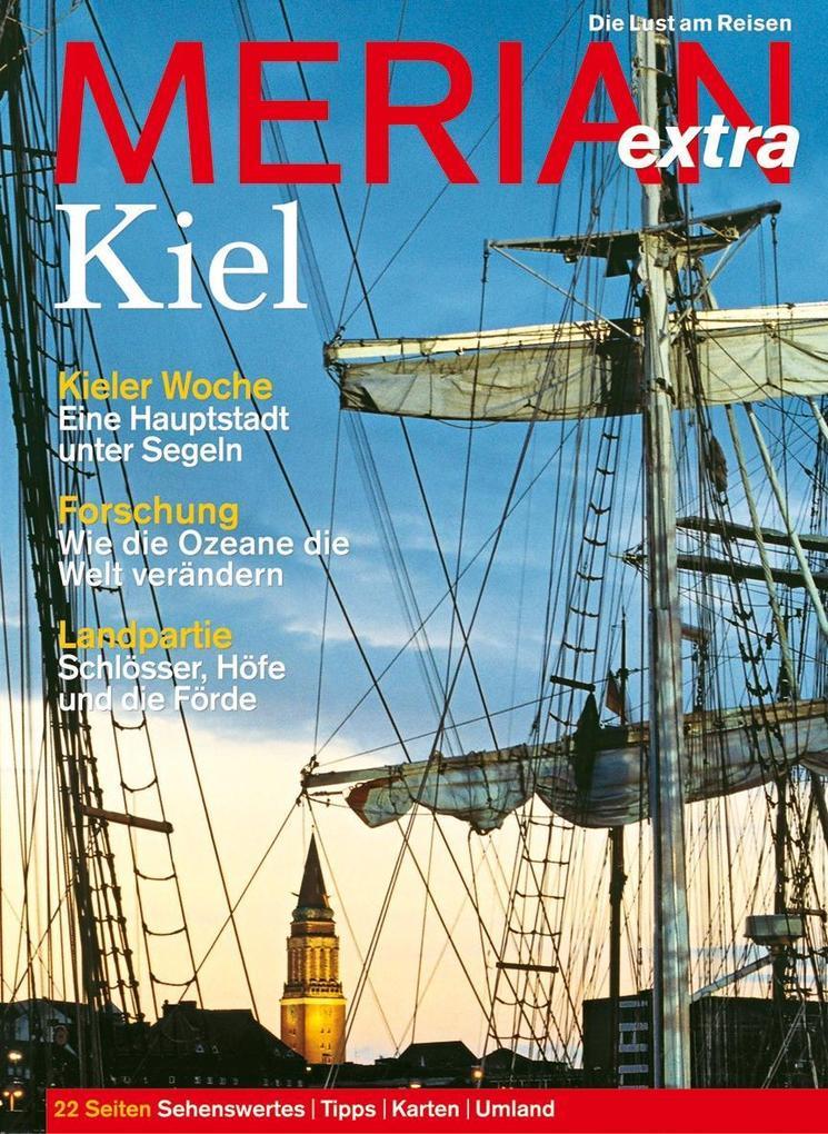 MERIAN Kiel extra als Buch von