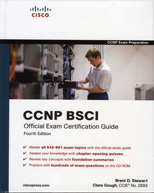 CCNP BSCI Official Exam Certification Guide als Buch von Brent Stewart, Clare Gough
