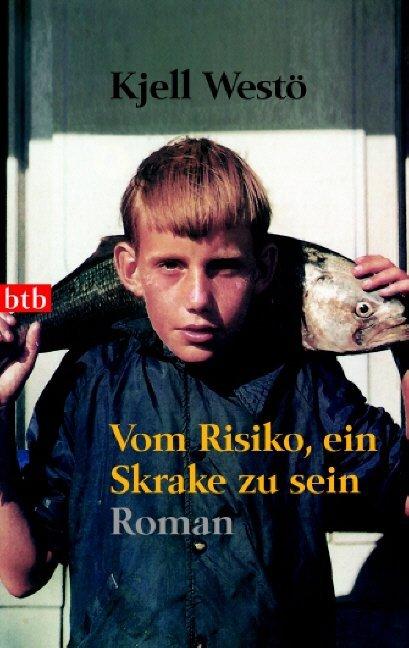 Vom Risiko, ein Skrake zu sein als Taschenbuch von Kjell Westö