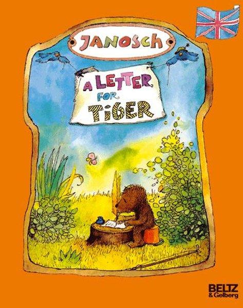 A Letter for Tiger als Buch von Janosch