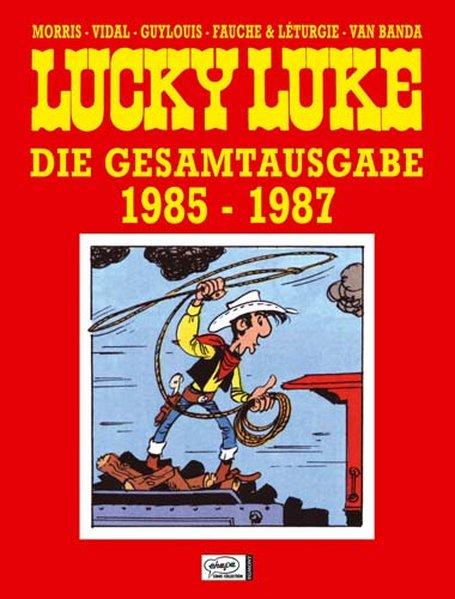 Lucky Luke: Gesamtausgabe 1985-1987 als Buch von René Goscinny, Morris