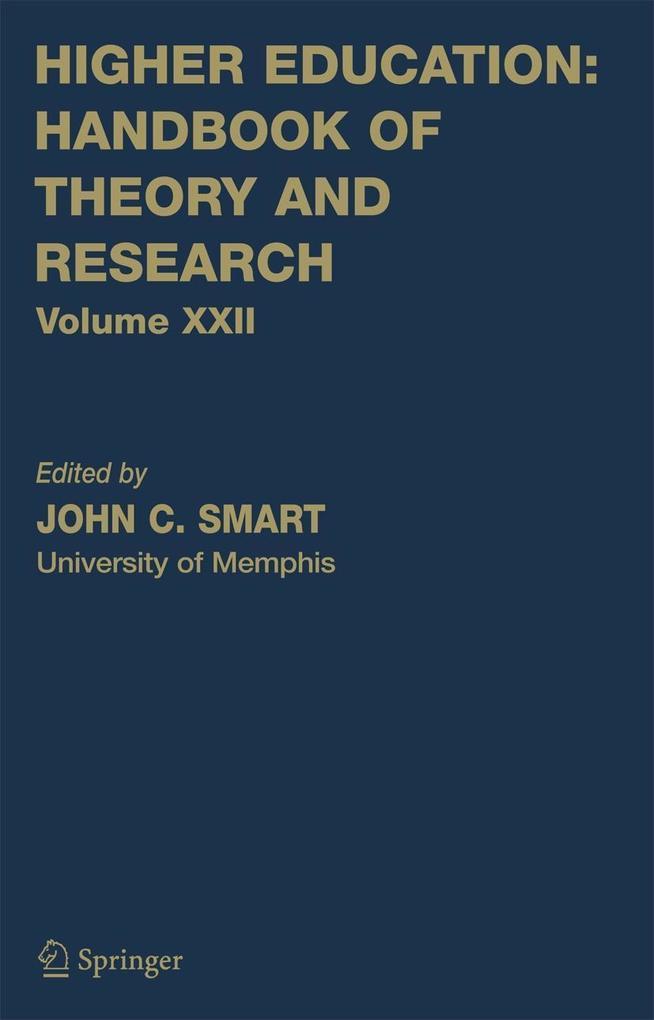 Higher Education 22 als Buch von