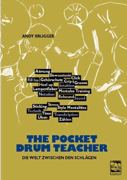 The Pocket Drum Teacher als Buch von Andy Brugger