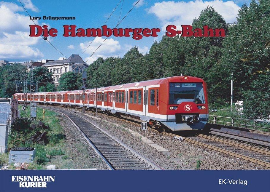 Die Hamburger S-Bahn als Buch von Lars Brüggemann