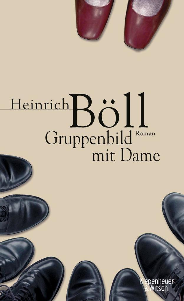Gruppenbild mit Dame als Buch von Heinrich Böll