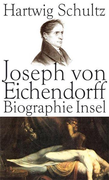 Joseph von Eichendorff als Buch von Hartwig Schultz