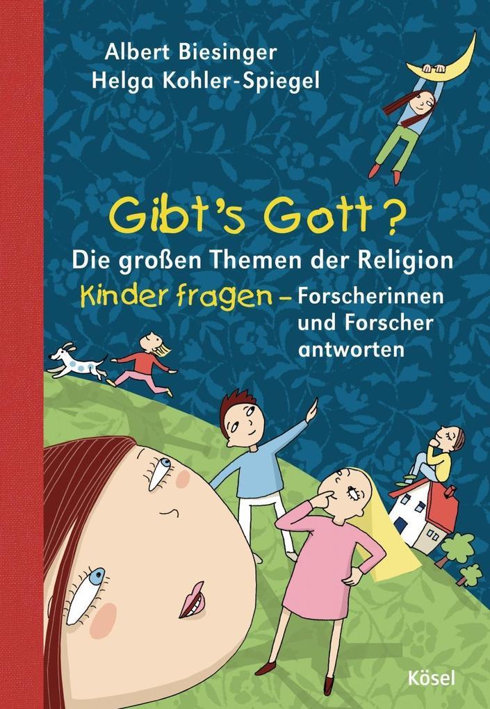 Gibt's Gott? als Buch von