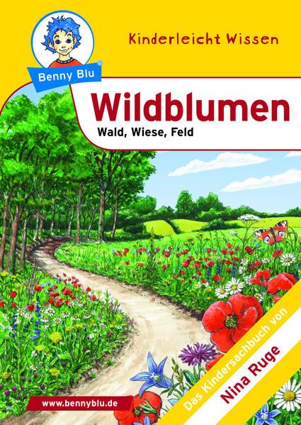 Wildblumen als Buch von Sabrina Kuffer, Nina Ruge