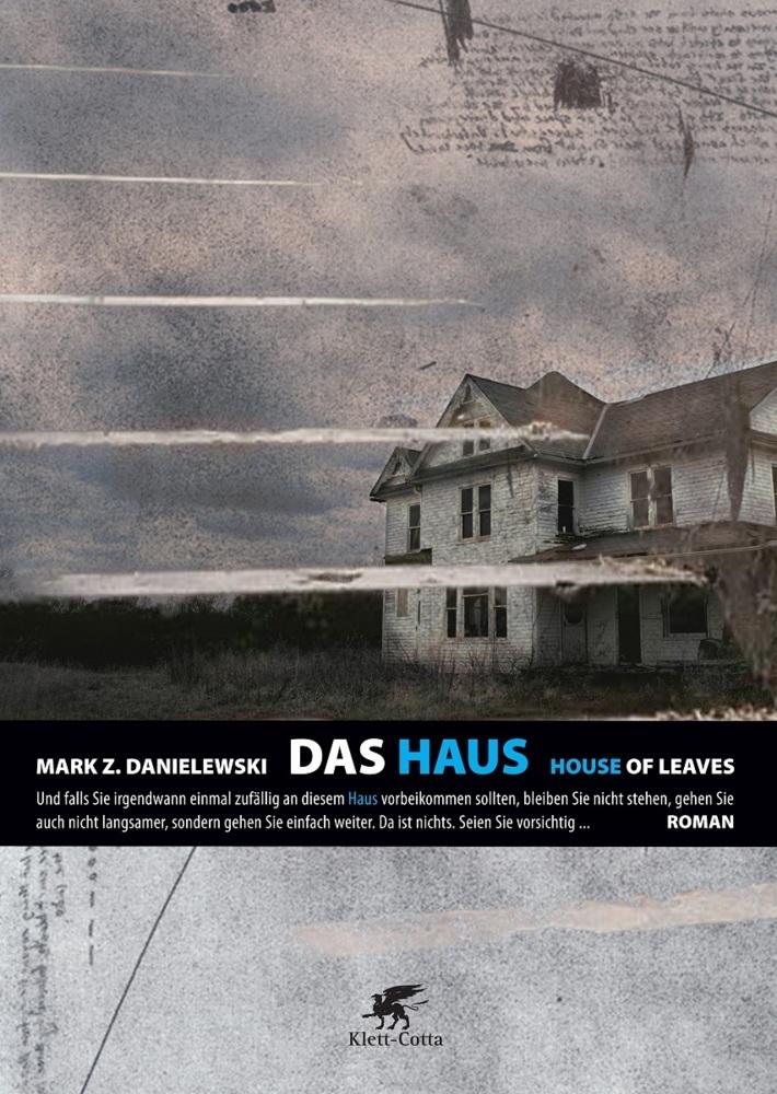 Das Haus - House of Leaves als Buch von Mark Z. Danielewski
