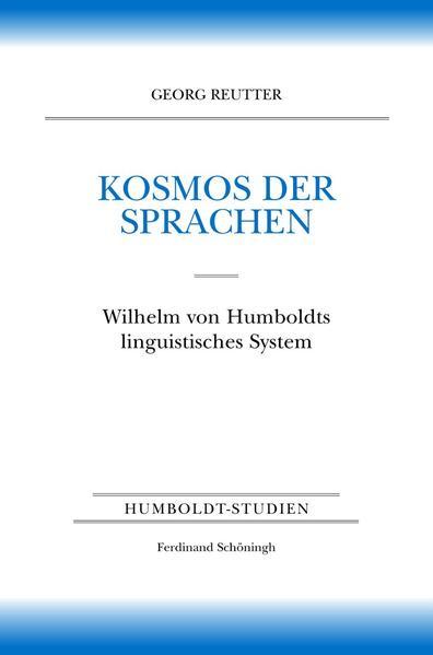 Kosmos der Sprachen als Buch von Georg Reutter