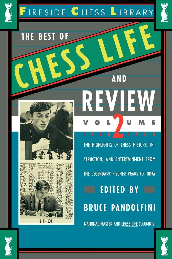 Best of Chess Life and Review, Volume 2 als Tas...
