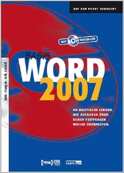Word 2007 Basis als Buch von