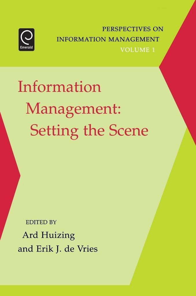 9780080463261 - Information Management als Buch von - 書