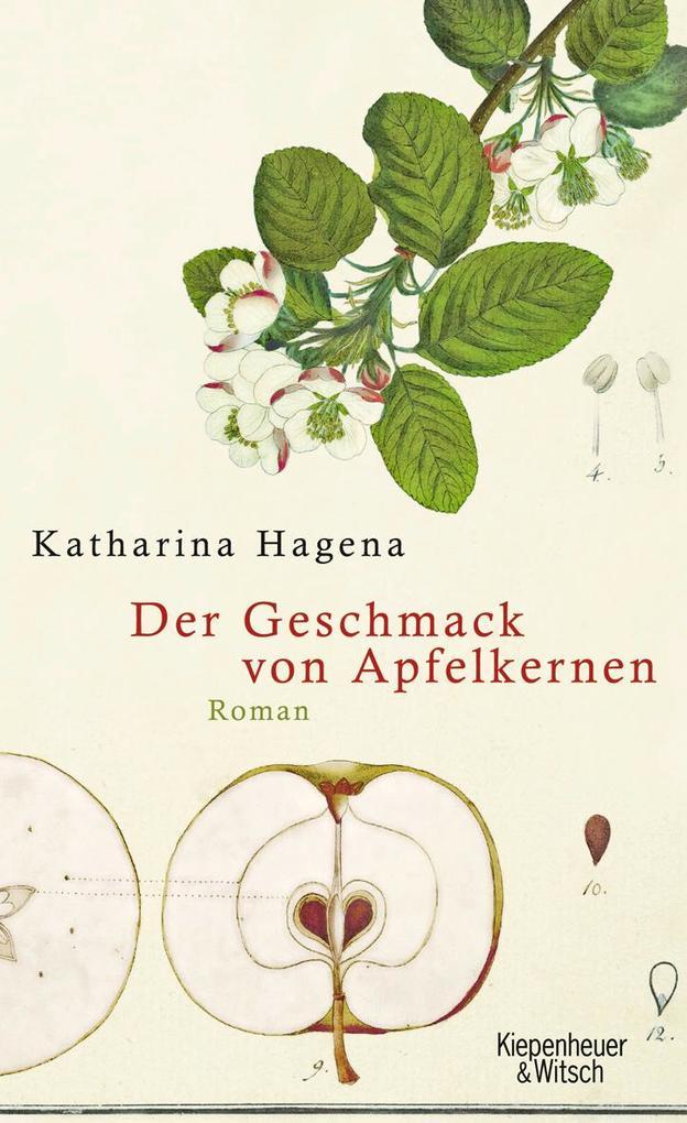 Der Geschmack von Apfelkernen als Buch von Katharina Hagena