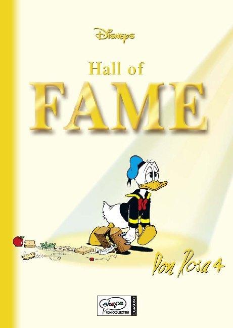 Hall of Fame 14. Don Rosa 4 als Buch von Walt Disney, Don Rosa