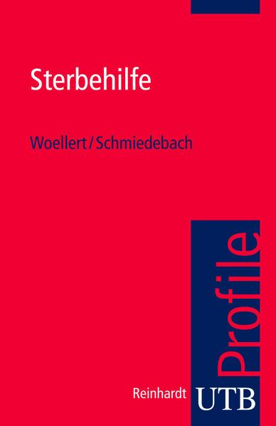 Sterbehilfe als Taschenbuch von Katharina Woellert, Heinz-Peter Schmiedebach