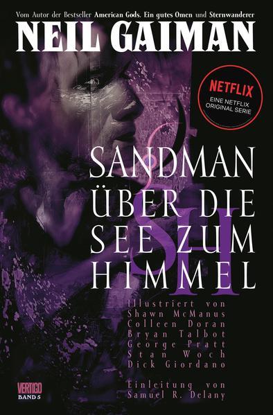 Sandman 05 - Über die See zum Himmel oder Das Spiel von dir als Buch von Neil Gaiman