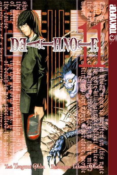 Death Note 11 als Buch von Tsugumi Ohba