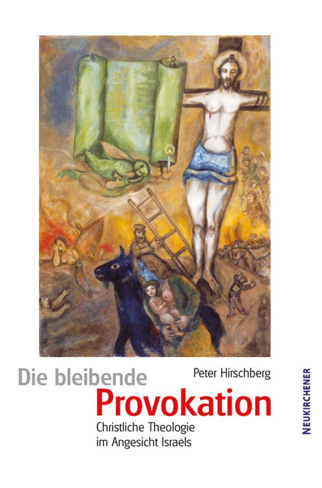 Die bleibende Provokation als Buch von Peter Hirschberg