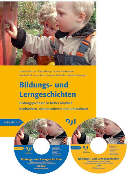 Bildungs- und Lerngeschichten als Buch von Hans R. Leu, Katja Flämig, Yvonne Frankenstein, Sandra Koch, Irene Pack