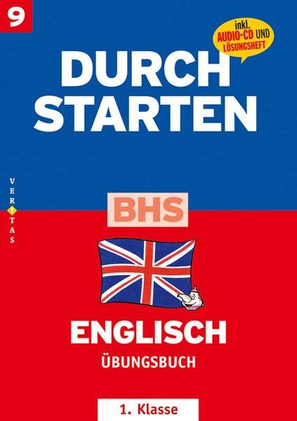 Durchstarten BHS Englisch 1. Klasse als Buch von Claudia Zekl