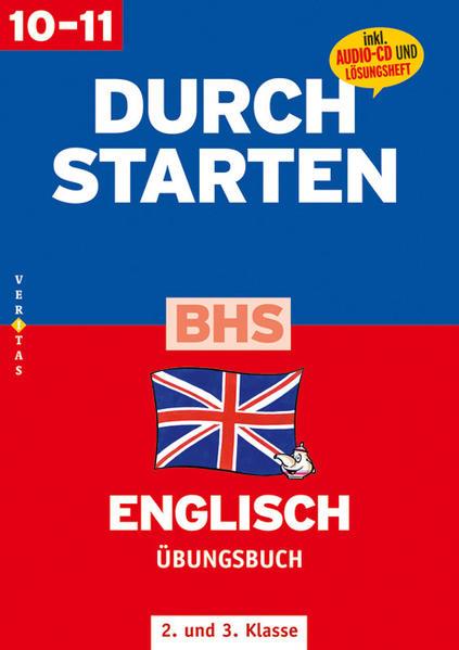 Durchstarten BHS Englisch 2. und 3. Klasse als Buch von Claudia Zekl