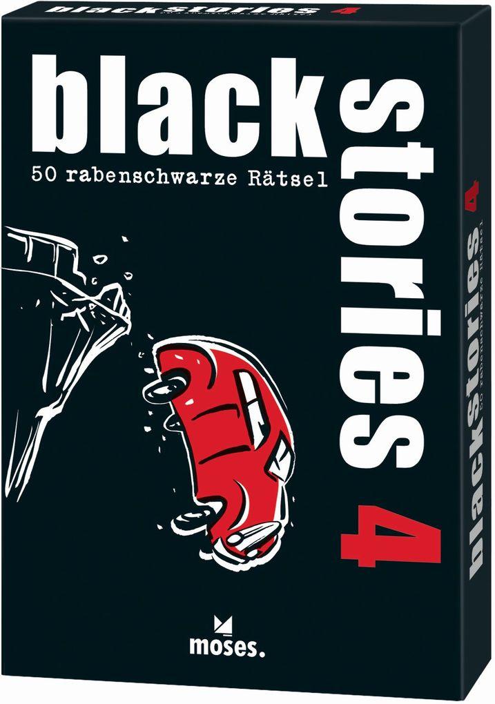 Black Stories 04 als Buch von Holger Bösch