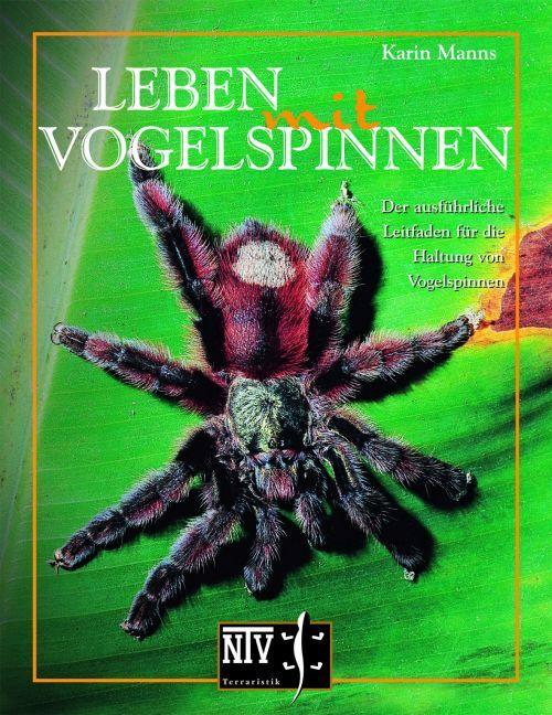 Leben mit Vogelspinnen als Buch von Karin Manns