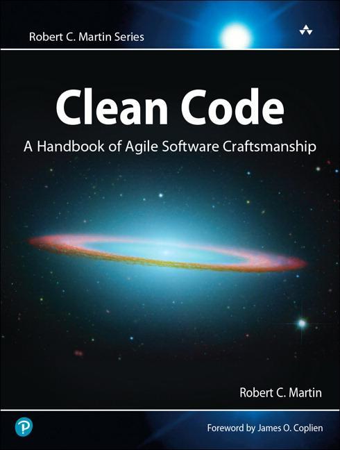 Clean Code als Buch von Robert C. Martin